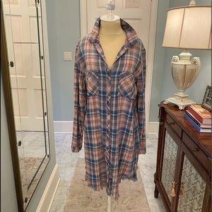 Cloth & Stone Shirtdress